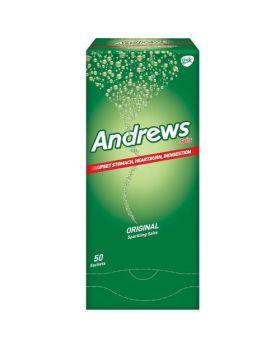 Sal Andrews Dispenser 50 pack 5g