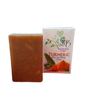 Sam-B Turmeric Face, Hair and Body Soap