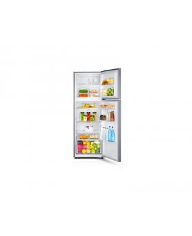 Samsung 12 CB Inverter Refrigerator showing the inside