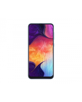 Samsung Galaxy A50 Duos Unlocked Smartphone Front View