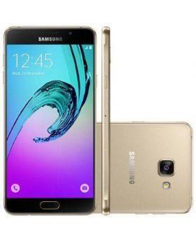 Samsung Galaxy A7 Smartphone SM-A710M 2016 Gold