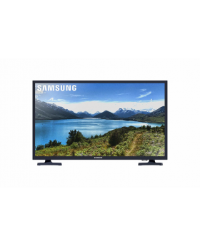 "Front View of the Samsung 32"" Non-Smart TV"