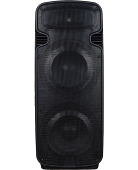 Sound Blast Powered Double 15 inches Elite 3060 Watts