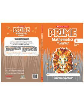 Scholastic Prime Mathematics for Success Practice Book 4