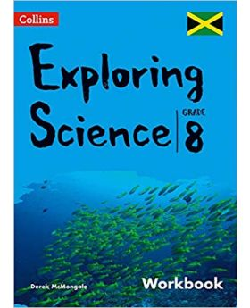 Collins Exploring Science Workbook: Grade 8