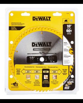 Circular Saw Blade 10-inch DeWalt brand