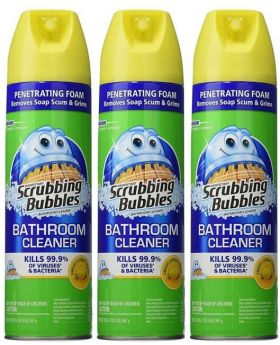 Scrubbing Bubbles Bathroom Cleaner 20 Oz. 3 Pack