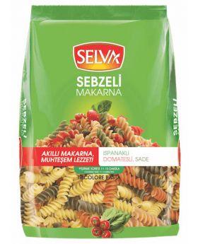 Selva Tricolor Pasta 350g 4 Pack