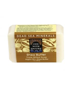 Shea Butter & Argan Oil Soap 7 Oz.