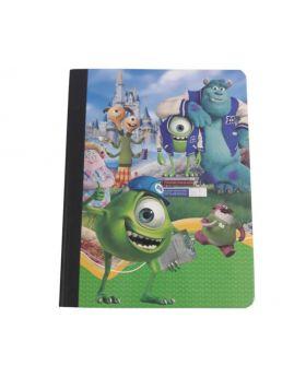 Monsters University Character 5 Pack Hardcover Notebooks