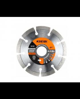 Sintered Diamond Discs, Segmented 115x22.2mm