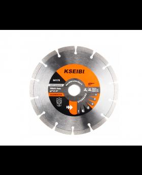 Sintered Diamond Discs, Segmented 180x22.2mm