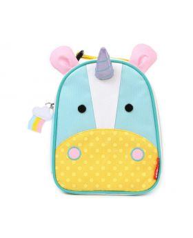 Skip Hop Zoo Unicorn Lunchie Insulated Kids Lunch Bag