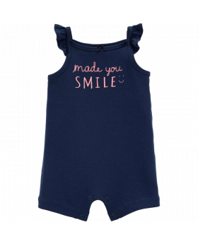 Carter's Made You Smile Romper