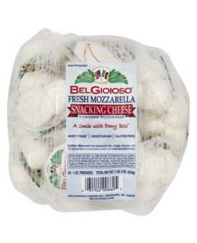 Belgioioso Fresh Mozzarella Snacking Cheese, 18/1oz