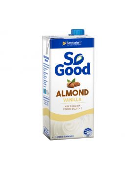 So Good Almond Vanilla Milk 1 Litre