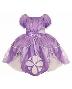 Princess Sofia Costume