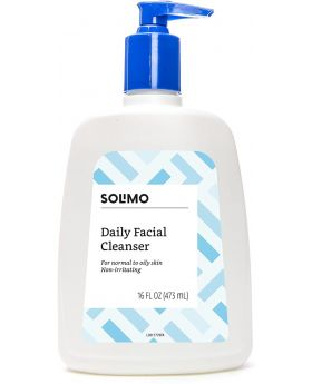Solimo Daily Facial Cleanser- Normal to Oily Skin