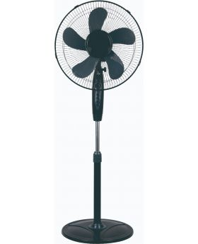 Roshan 16″ Round Base Standing Fan 5 BLADE