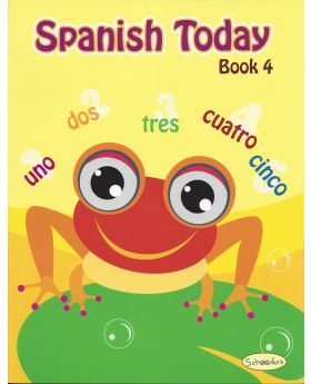 Spanish Today Book 4