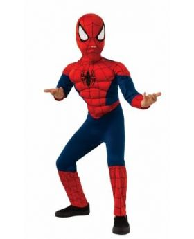 Spiderman Ultimate Muscle Chest Costume
