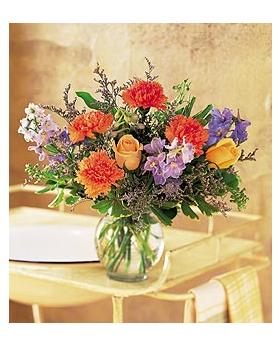 Spring Delight Floral Arrangement