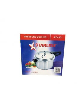 Starline PC4501 20CM 4.5 Liters Pressure Cooker in box