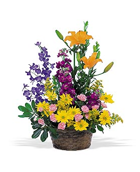 Stylish Thoughts Floral Arrangement