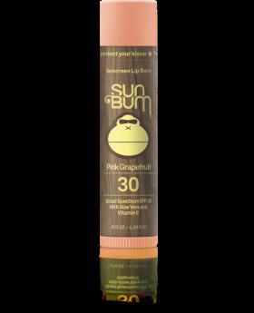 Sun Bum Sunscreen Lip Balm SPF 30 in Pink Grapefruit