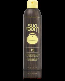 Sun Bum SPF 15 Moisturizing Sunscreen Spray 6 FL. OZ.
