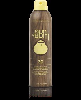 Sun Bum 30 Moisturizing Sunscreen Spray 6 FL. OZ.
