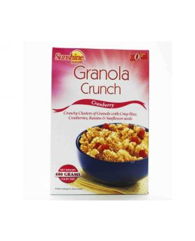 Sunshine Granola Crunch 2/400g