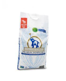 Super Lucky Elephant Jasmine Rice 25lbs