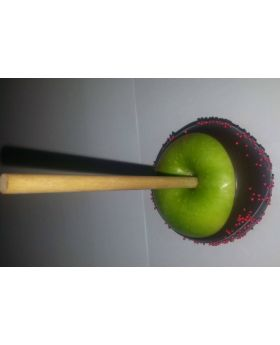 Sweet Heart Chocolate Apple