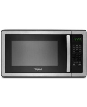 Whirlpool SWMC11511AS Countertop Microwave Oven