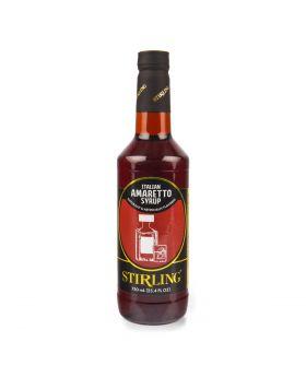 Amaretto Flavor Syrup, 750 ml Bottle