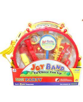 Musical Instrument Joy Band Play Set