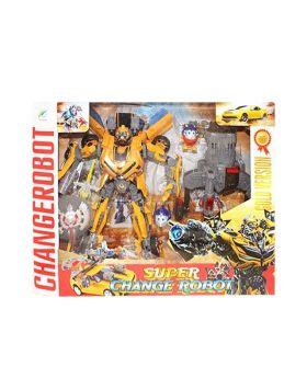 Large Super Change Robot