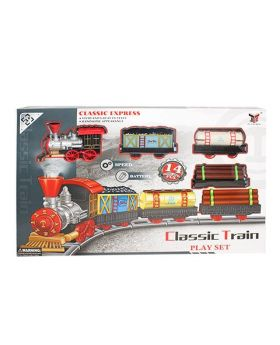 Classic Express Train Play Set