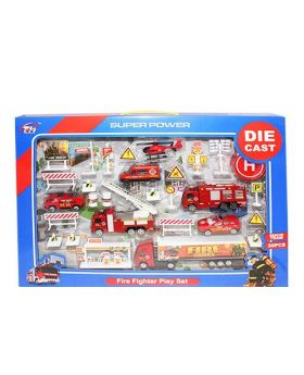 Fire Fighter Play Set