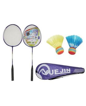 Badminton Set with Carry Bag