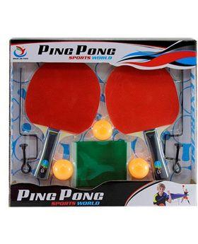 Table Tennis Game Ping Pong Set