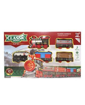Classic Musical Train Set