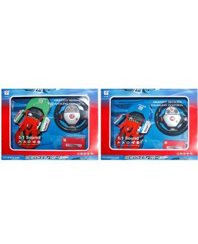 Model Sport Racing Toy Car with Lights w' Remote Control