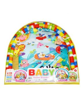 Baby Zoo Playmat
