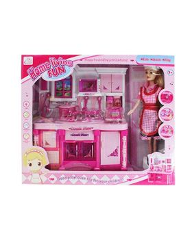 Home Living Fun Kitchen Set