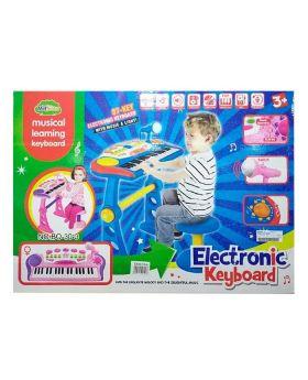Musical Learning Electronic Keyboard with Base