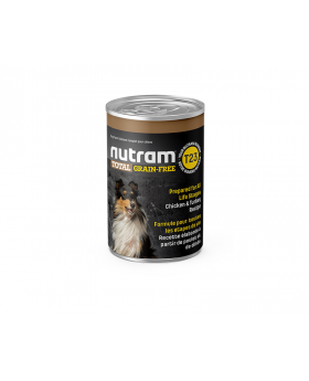 T23 Nutram Total Grain-Free® Chicken and Turkey Recipe Wet Dog Food