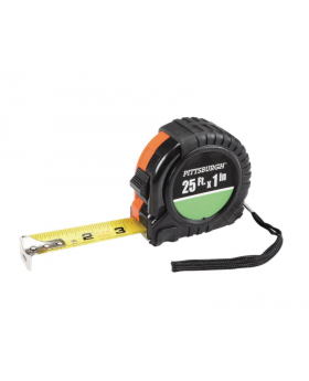 Tape Measure QuickFind With ABS Casing 25 Ft. X 1 In.