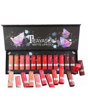 Teayason New Matte Lipstick 12 Piece Set